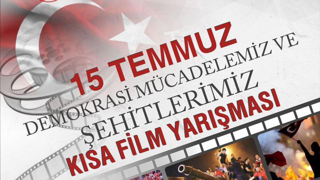 15 Temmuz Demokrasi Mucadelemiz Ve Sehitlerimiz Adli Kisa Film
